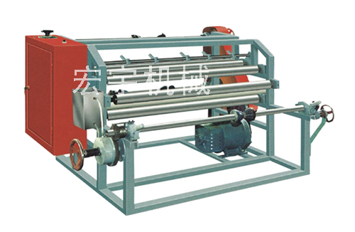 HY-FQ series simple slitting machine