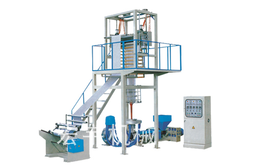The HY-SJ-A50/55/65/A65-1 series high and low pressure polyethylene puffing machines